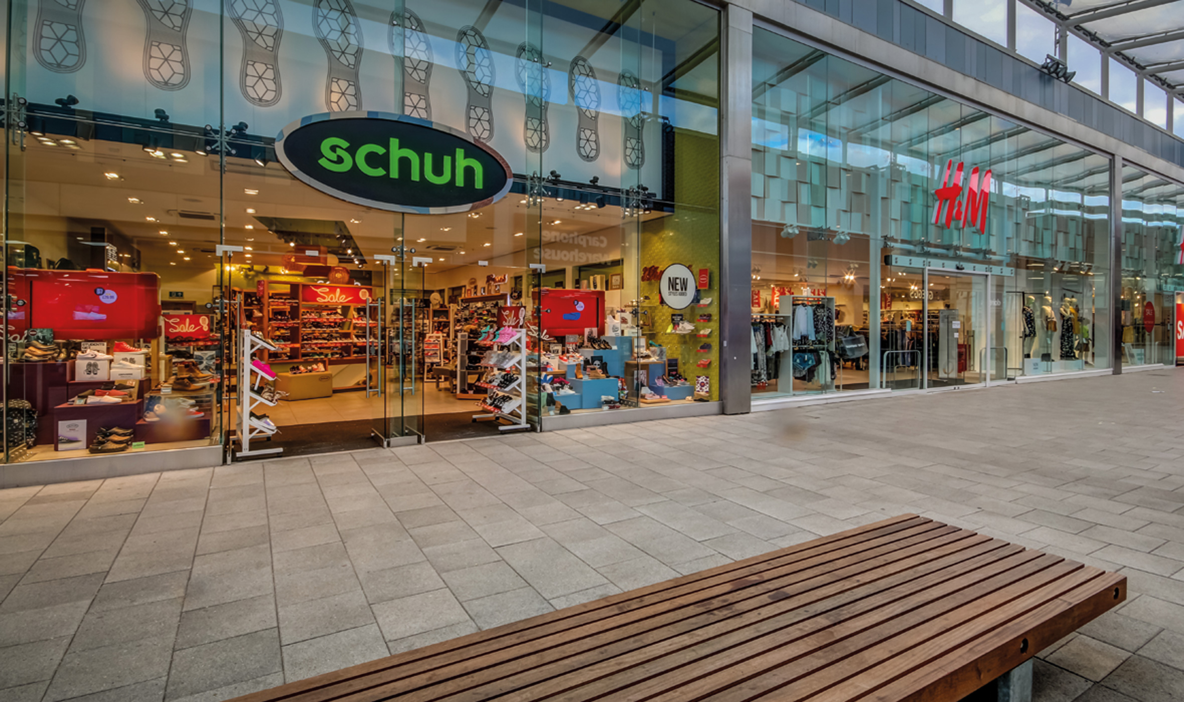 New Square Shopping Centre, West Bromwich