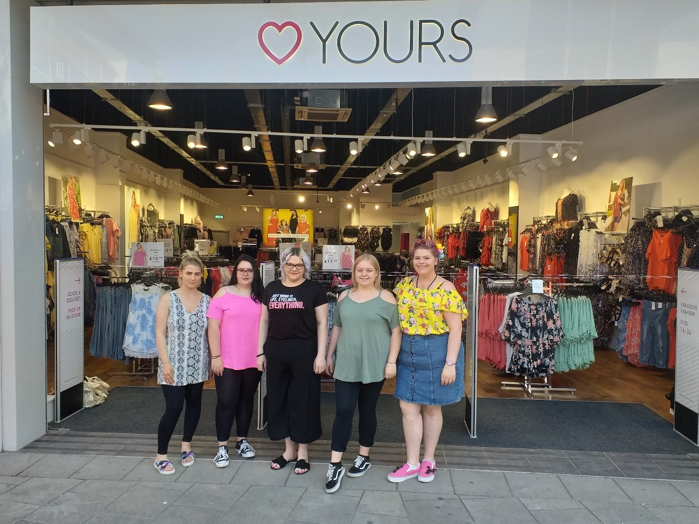 Yours opens in West Bromwich
