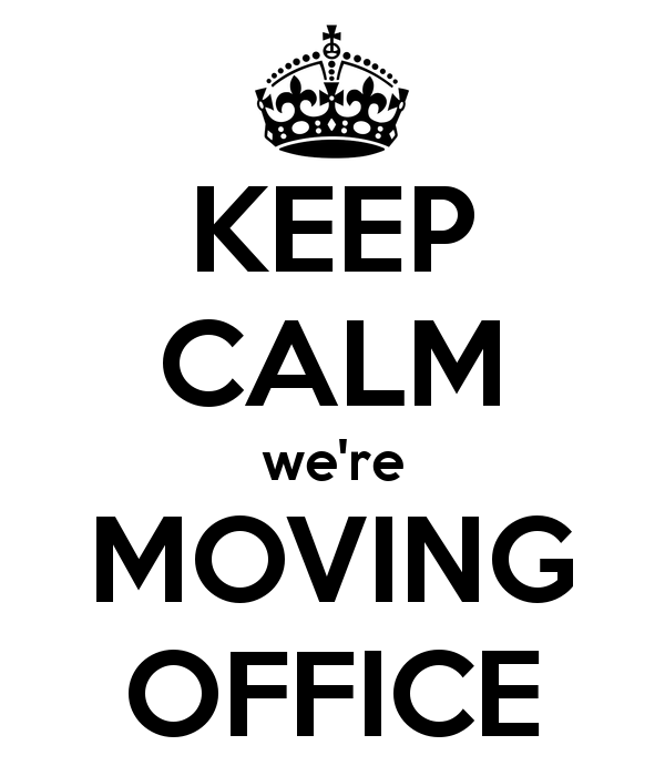 We've Moved!!